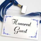 """…Honoured Guests…"""